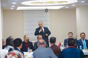 Başkan Hasan Can, İlçedeki Kastamonulularla Bir Araya Geldi
