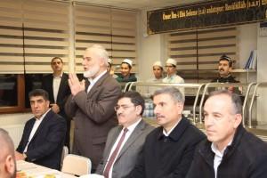 Ümraniye Belediyesi ve AK Parti Ümraniye İlçe Başkanlığı'ndan Hafız Mustafa Can Kuran Kursuna Ziyaret