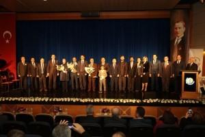 Ümraniye'de Öğretmenler Günü Kutlandı