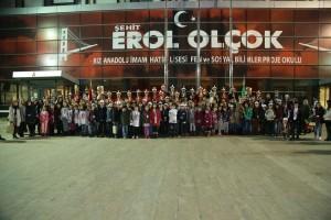 Ümraniye Belediyesi Hakkâri'den Gelen Öğrenciler İçin Tiyatro Gösterimi Sahneledi