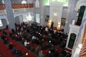 Başkan Hasan Can, Ümraniyelilerle Sabah Namazında Bir Araya Geldi
