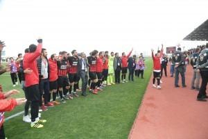 Ümraniyespor TFF 1. Lig'deki Liderliğini Koruyor