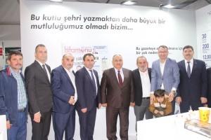 Başkan Hasan Can Yenikapı'daki Kastamonu Tanıtım Günlerine Katıldı