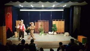 Ümraniye'de Tiyatro Keyfi Devam Ediyor