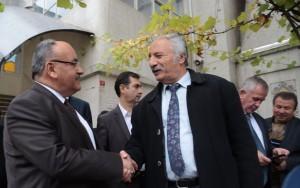 Başkan Hasan Can, İkindi Namazı Sonrası Sondurak Merkez Camii Cemaatiyle Sohbet Etti