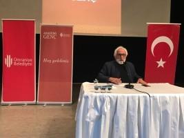 Akademi Genç'in Bu Haftaki Konuğu Tarihçi-Yazar Yavuz Bahadıroğlu'ydu