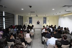 Ümraniye Belediyesi Stajyer Eğitimlerine Devam Ediyor