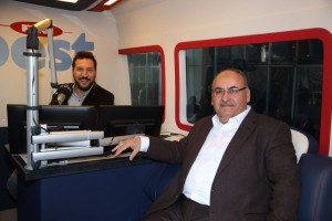 Başkan Hasan Can Best FM'in Canlı Yayın Konuğu Oldu