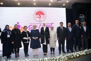 Ümraniye'de Bir Umut Bir Ufuk Projesinin Açılışı Cumhurbaşkanımız Sayın Recep Tayyip Erdoğan'ın Eşi Emine Erdoğan'ın Katılımıyla Gerçekleşti
