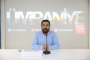 Akademi Nisa'nın Bu Haftaki Konuğu Dr. Ahmet Anapalı'ydı