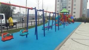 Ümraniye Belediyesinden Bir Yeni Park Daha!