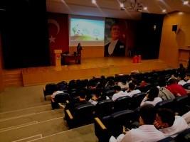 Ümraniye Belediyesi Öğrencilere Çevre Bilincini Aşılıyor!
