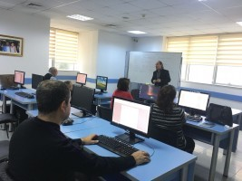 Ümraniye Belediyesinden Personeline F Klavye Eğitimi