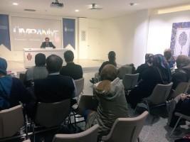 Prof. Dr. Ahmet Sacit Açıkgözoğlu Mevlid-i Nebi Programları Kapsamında Ümraniyelilerle Buluştu