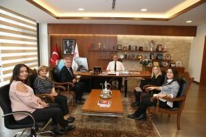 Mustafa Vasıf Karslıgil İlkokulu'ndan Başkan Hasan Can'a Ziyaret
