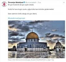 "AK Partili Belediyelerden Ortak ""Kudüs"" Tepkisi"