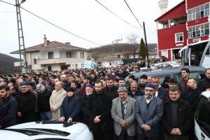 Ümraniye Belediyesi Personeli Zekeriya Coşkun Hakka Uğurlandı