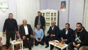 Başkan Hasan Can, Taziye Ziyaretinde Bulundu