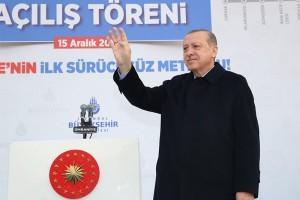 Cumhurbaşkanımız Sayın Recep Tayyip Erdoğan Ümraniye'de!