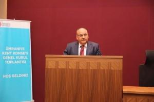 Ümraniye Kent Konseyi 2017 Genel Kurul Toplantısı Gerçekleşti
