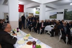 Başkan Hasan Can, Ordu Mesudiye Musalıköyü Derneğinde Vatandaşlarla Buluştu