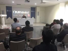 Prof. Dr. Ömer Faruk Harman Ümraniyelilerle Bir Araya Geldi