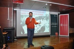 Tarihçi-Yazar Dr. Ahmet Anapalı Ortaokul Öğrencileriyle Ümraniye'de Buluştu