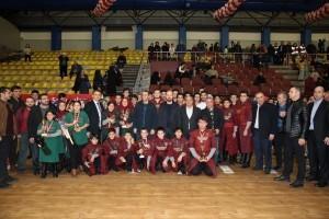 Ümraniye Belediyesi 2'nci Geleneksel Okçuluk Yarışmasında Ödüller Sahiplerini Buldu