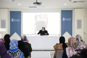Akademi Nisa'nın Bu Haftaki Konuğu Sibel Eraslan'dı