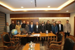 Başkan Hasan Can, Esenşehir Mahalle Teşkilatını Ağırladı