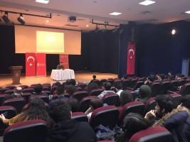 Akademi Genç Bu Hafta Sosyal Medya Uzmanı Alaattin Çağıl'ı Ağırladı