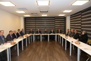 Ümraniye Kent Konseyi 2018'in İlk Yürütme Kurulu Toplantısı Yapıldı