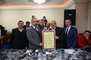 Başkan Hasan Can Çankırı Kurşunlu Hoca Hasan Köyü Derneği'nin Yaren Gecesi Programına Katıldı