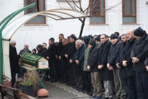 Ümraniye Belediyesi Meclis Üyesi Selahattin Erbaşı'nın Kardeşi Hakka Uğurlandı