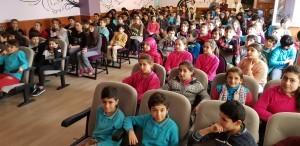 Mihmandar Uluslararası Öğrenci Derneği, Ümraniyeli Öğrencilerle Bir Araya Geldi