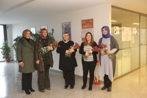 Ümraniye Kent Konseyi Kadın Meclisi 8 Mart Dünya Kadınlar Günü'nü Kutladı