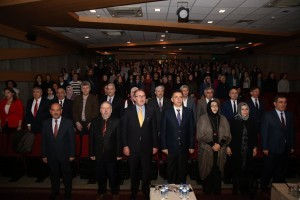 Ümraniye'de 8 Mart Dünya Kadınlar Günü Kutlandı