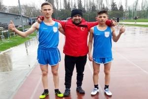 Ümraniye Belediyesi Atletizm Kulübü Ülke Çapındaki Başarılarına Devam Ediyor