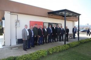Başkan Hasan Can, Ihlamurkuyu Mahalle Muhtarlığını Ziyaret Etti