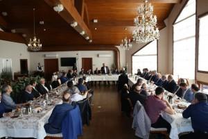 Başkan Hasan Can İl Dernekler Platformu İstişare Toplantısına Katıldı