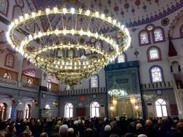 Ümraniye'de Tüm Şehitler İçin Kur'an-ı Kerim Tilaveti, Mevlid ve Dua Programı Yapıldı