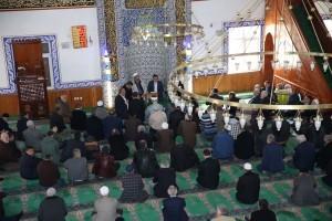 Ümraniyeli Afrin Şehidi Fatih Mehmethan İçin Topağacı Camii'nde Mevlid Okundu