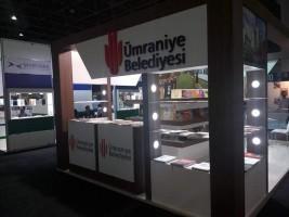 Ümraniye Kültür Yayınları, CNR İstanbul Uluslararası Kitap Fuarı'nda Yoğun İlgi Gördü
