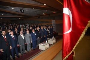 Başkan Hasan Can; İstiklal Marşı'nın Kabulü ve Mehmet Akif Ersoy'u Anma Programına Katıldı