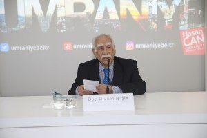 Akademi Nisa'nın Bu Haftaki Konuğu Prof. Dr. Emin Işık'tı