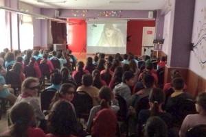 """""""Çanakkale Geçilmez"""" 3D Sinema Gösterimi İle Çocuklar Tarihe Yolculuk Ettiler"""