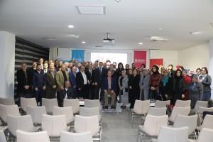 Ümraniye'de Kent Konseyi Bilgilendirme Toplantısı Gerçekleşti