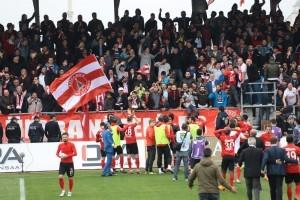 Ümraniyespor Süper Lig Heyecanını Sürdürüyor