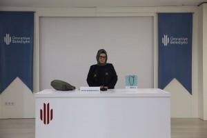 Akademi Nisa'nın Bu Haftaki Konuğu Yazar Fatma Barbarosoğlu'ydu