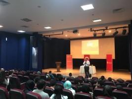 Akademi Genç'in Bu Haftaki Konuğu Yazar Erol Erdoğan'dı